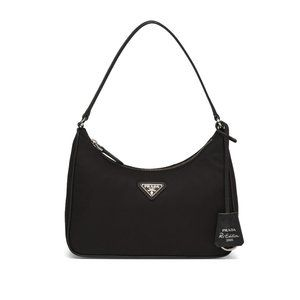 Black Prada Re-Edition 2005 Nylon Mini Bag